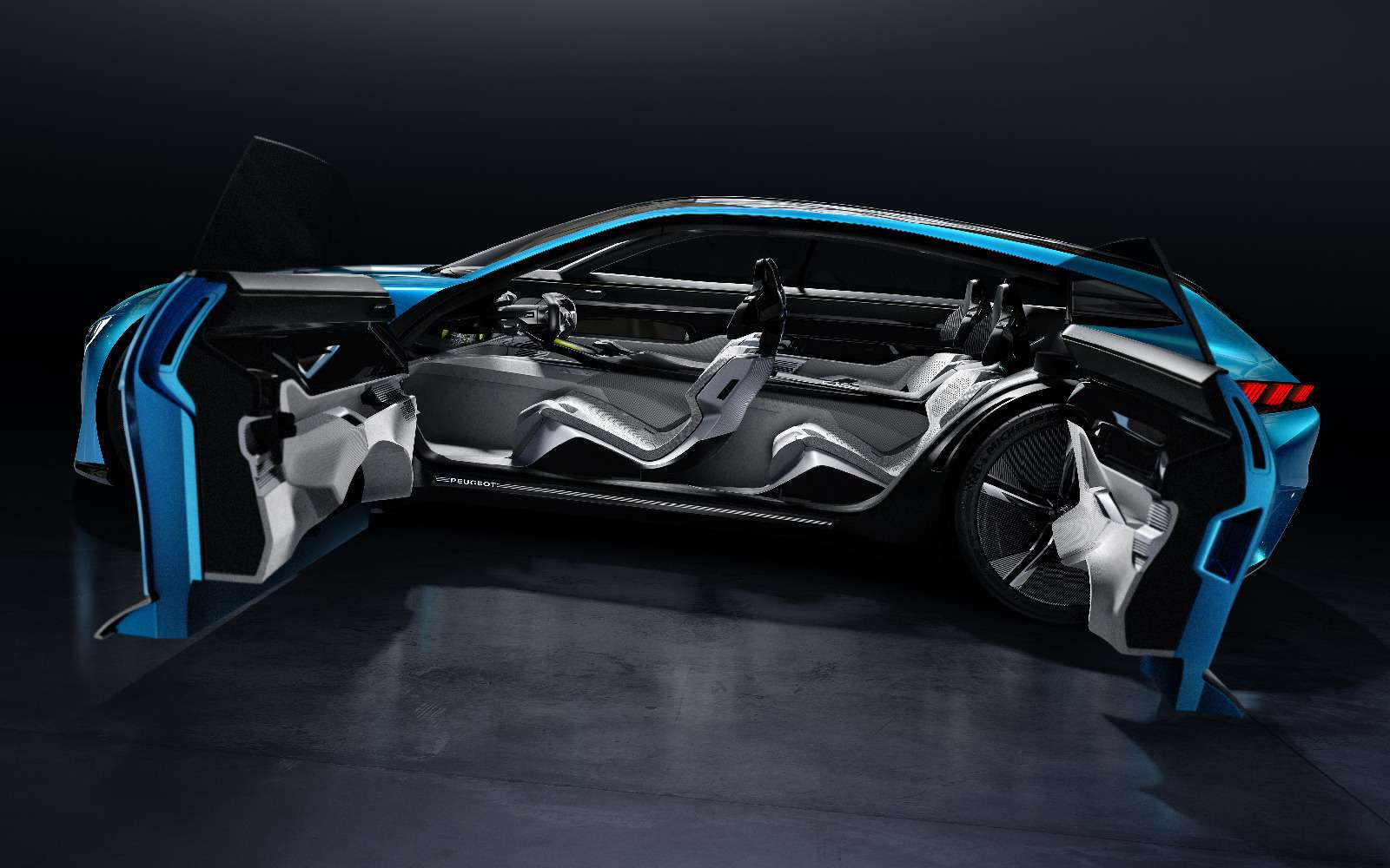 Peugeot Instinct: ваше первое «Я»— фото 713221