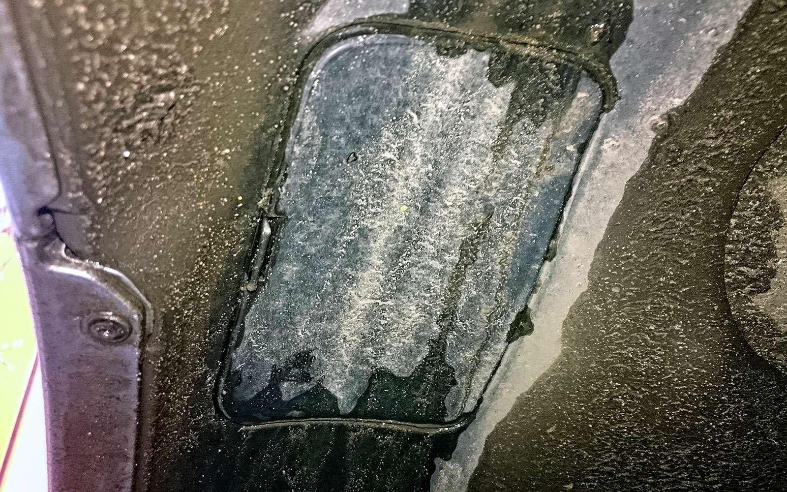 Datsun mi-DO изпарка ЗР: глюки мультимедиа— фото 740546