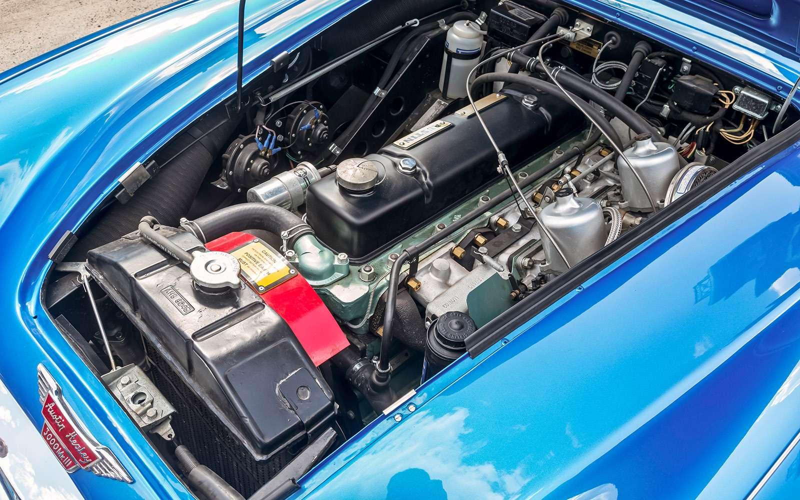 Аustin-Healey 3000Mk III: три литра английского— фото 679362
