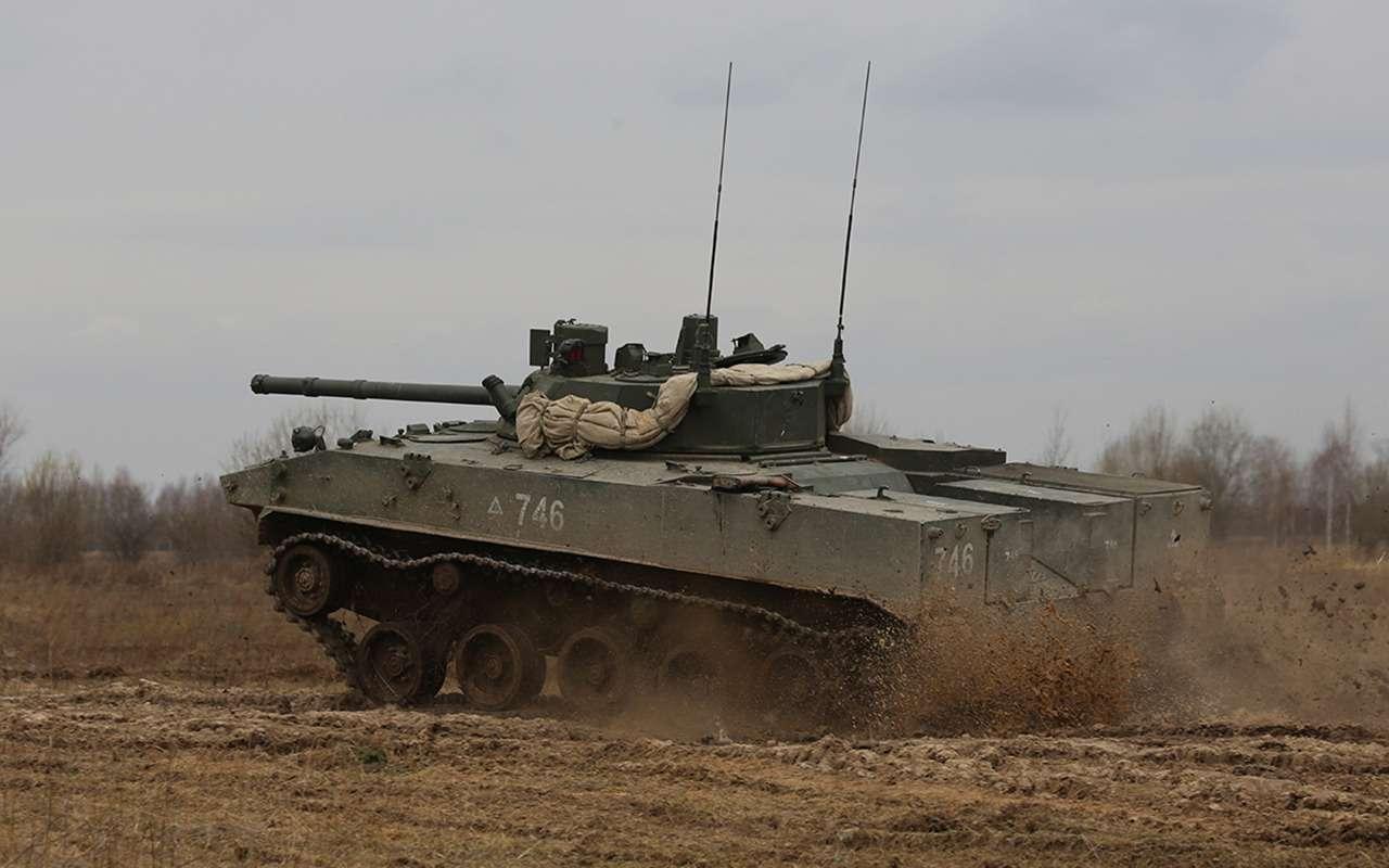 Боевая машина десанта: зачем российской армии БМП-лайт?— фото 922276