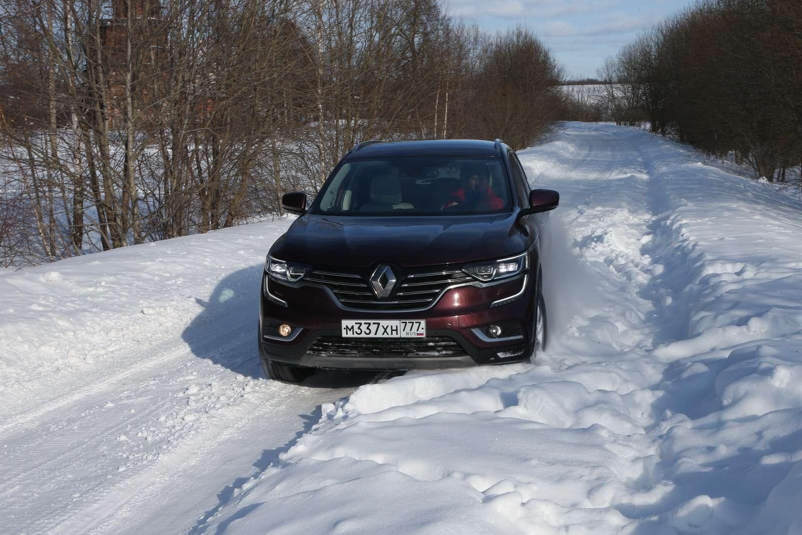 Renault Koleos 4х4 против Peugeot 50084х2: полный привод или электроника?— фото 860343