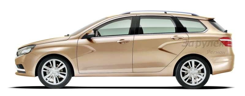 Lada Vesta универсал
