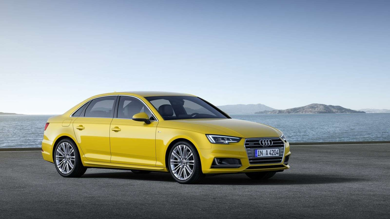 Audi A42.0 TFSI quattro 10