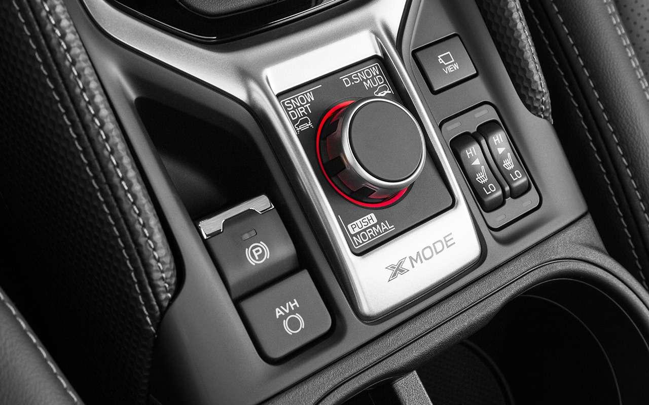 Subaru Forester 2019: больше никаких турбонаддувов!— фото 912603