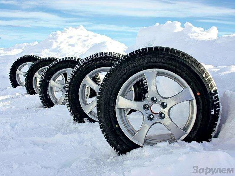 Спецтест: шины M+S, шиповки илипучки. Холодный расчет— фото 90714