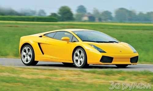 Виртуальная дуэль: Lamborghini Gallardo— Mercedes-Benz SLR McLaren. Взолотую коллекцию— фото 47629