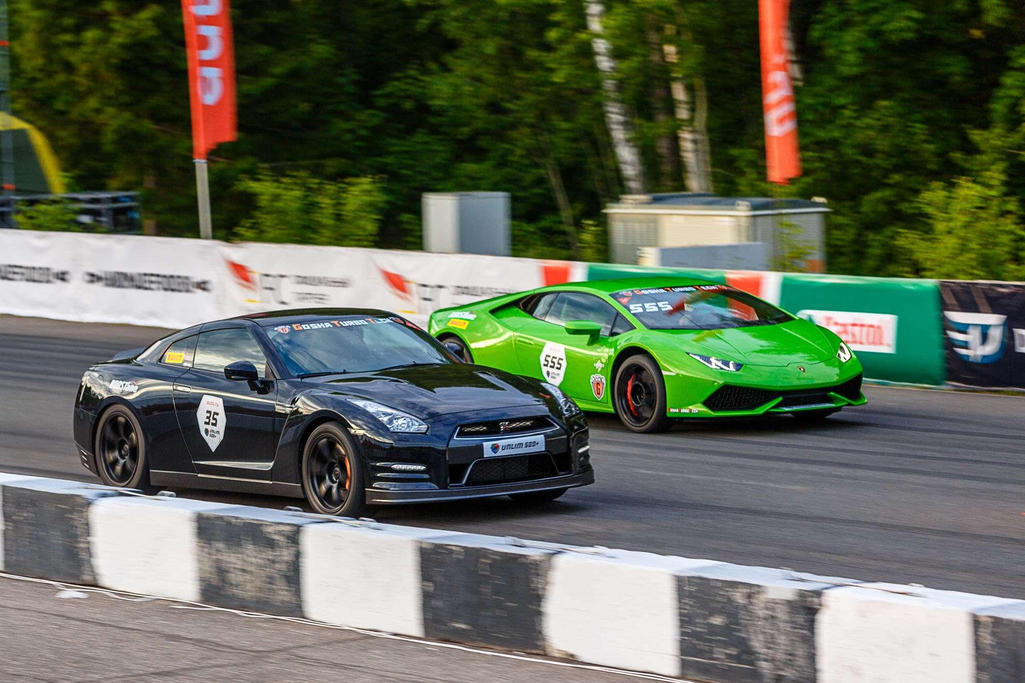 Unlim 500+ вфотографиях: Lamborghini Huracan, BMW M6и ВАЗ 2102