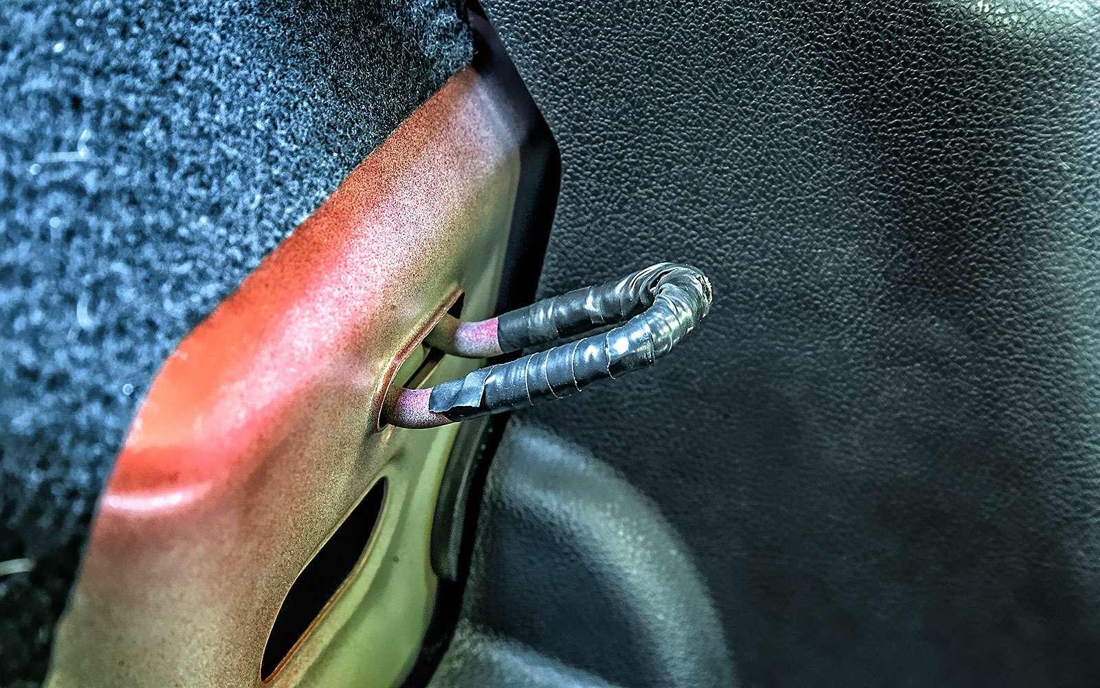 Лада Веста изпарка ЗР: первые признаки старости— фото 785074
