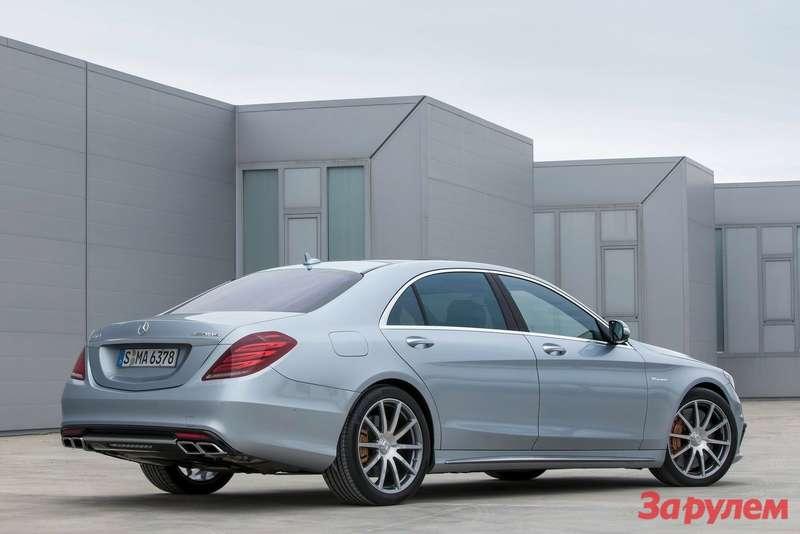 Mercedes Benz S63AMG 2014 1600x1200 wallpaper 18