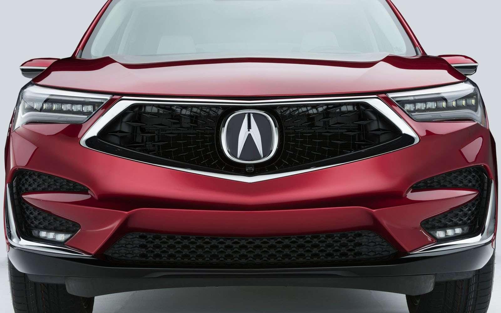 Новая Acura RDX: везите кнам еескорей!— фото 836458