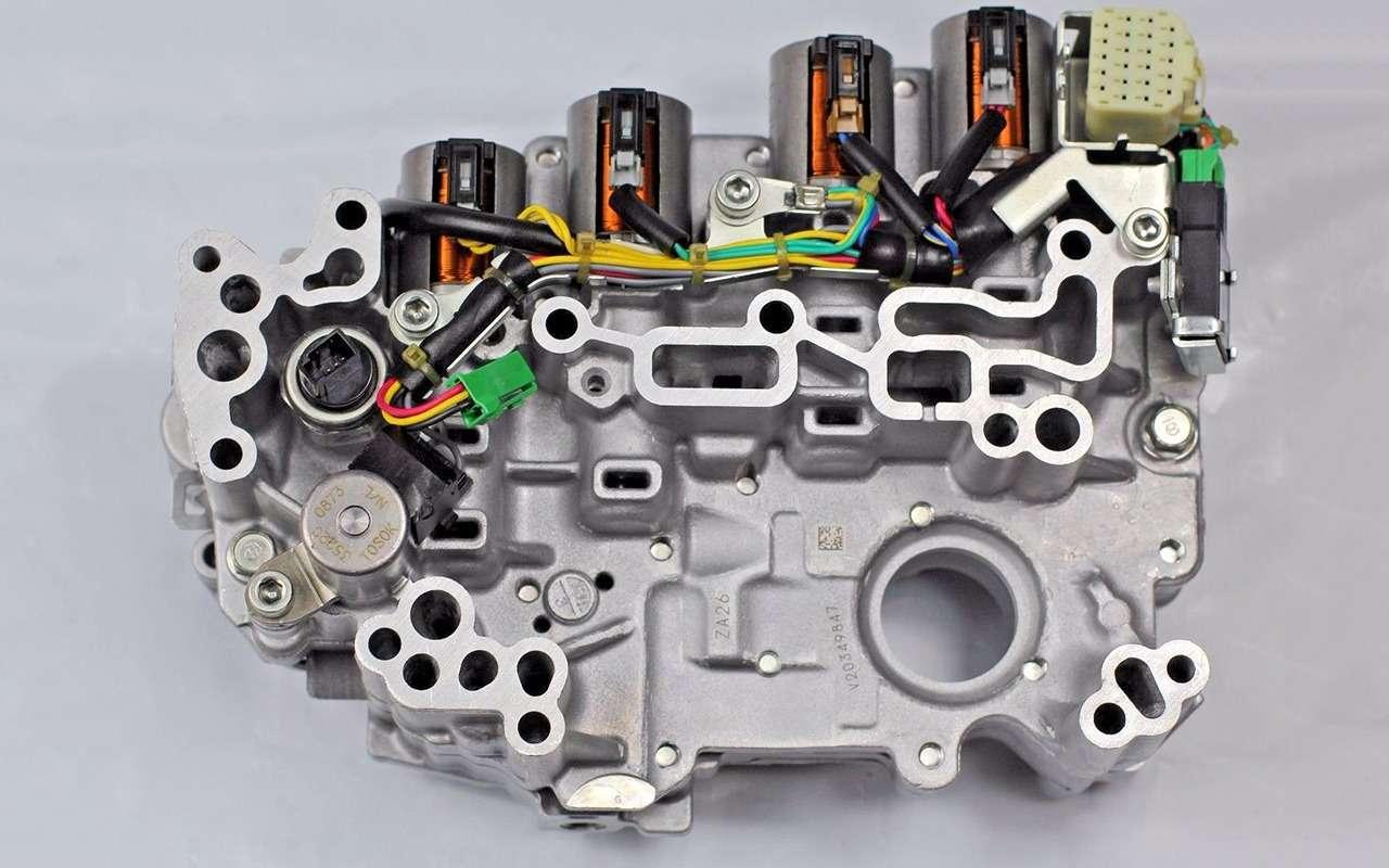 Автомат Лады XRAY— это вариатор или нет? Ответ АВТОВАЗу— фото 985728