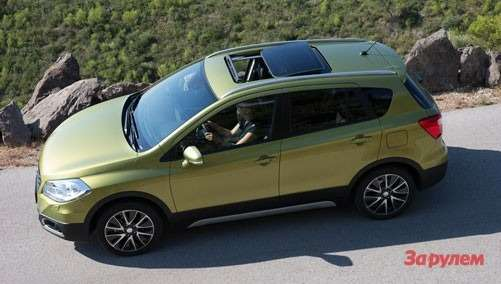 12 SX4 S CROSS Dynamic