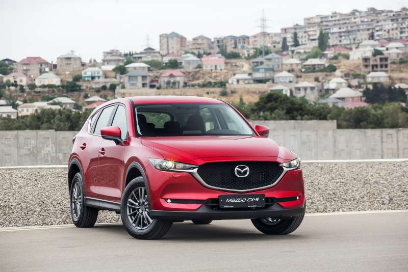 Mazda СХ-5 2017