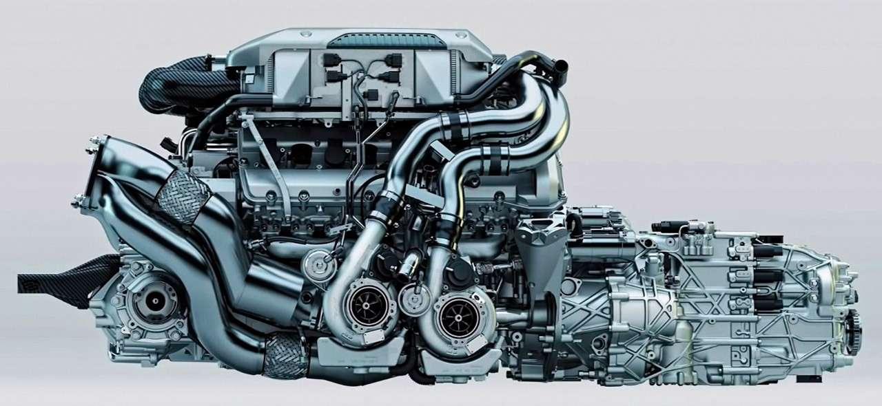 Самые большие моторы отV12до W18: полная история— фото 1085973