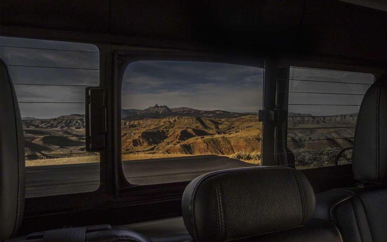 Jeep Gladiator: американцы вернулись всегмент пикапов— фото 927250