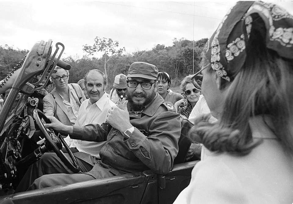 ВАЗ-2108и другие автомобили Фиделя Кастро— фото 670078