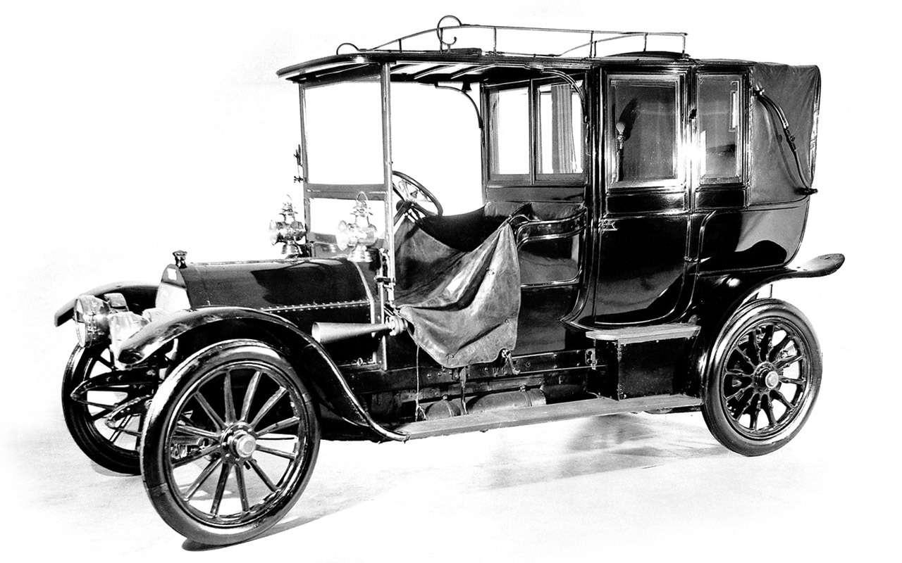 Первый серийный российский автомобиль: история Руссо-Балта— фото 1125237