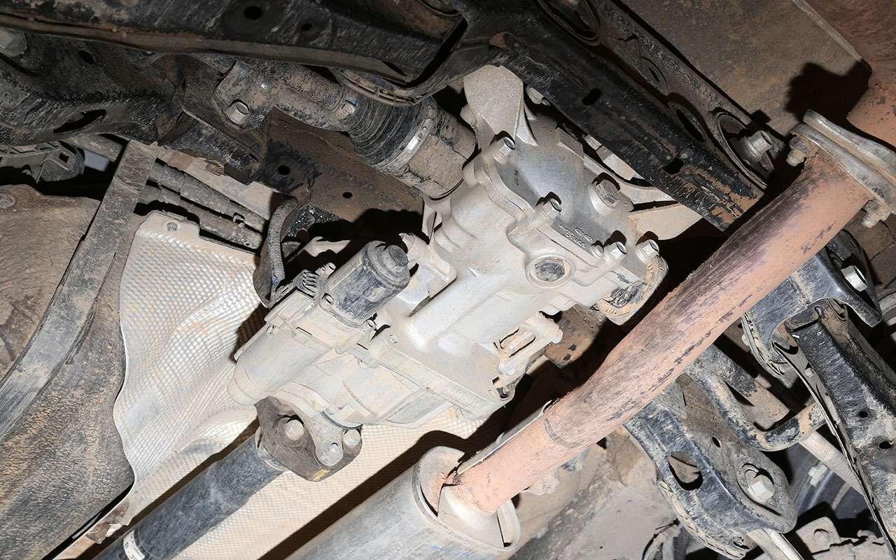 KiaSportage спробегом: износ колодок, стучащая рейка иеще 3проблемы— фото 1006743