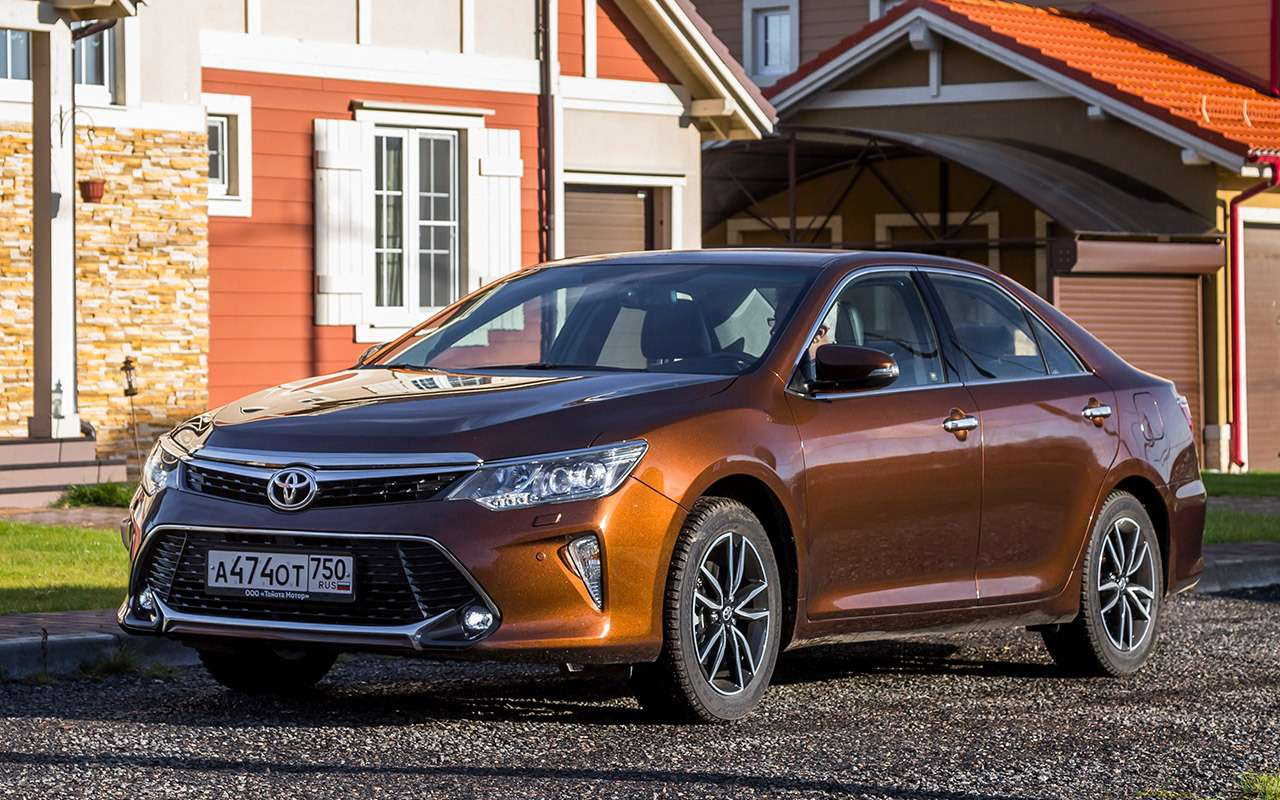 Hyundai Sonata против конкурентов— большой тест ЗР— фото 834914