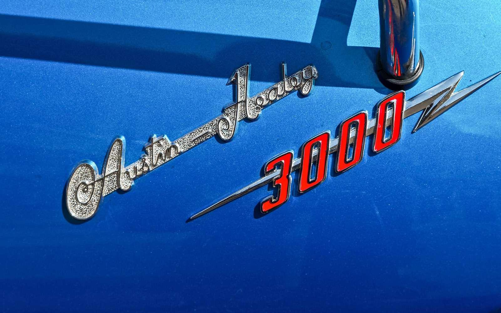 Аustin-Healey 3000Mk III: три литра английского— фото 679361