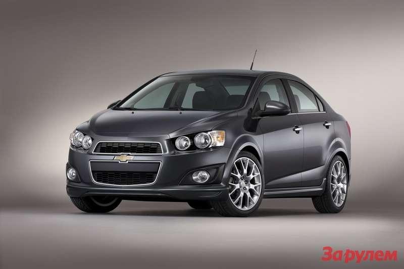 Chevrolet Sonic Dusk