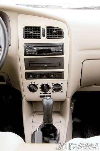 Тест-драйв Hyundai Accent, Chery Amulet. Восточные единоборцы— фото 65096