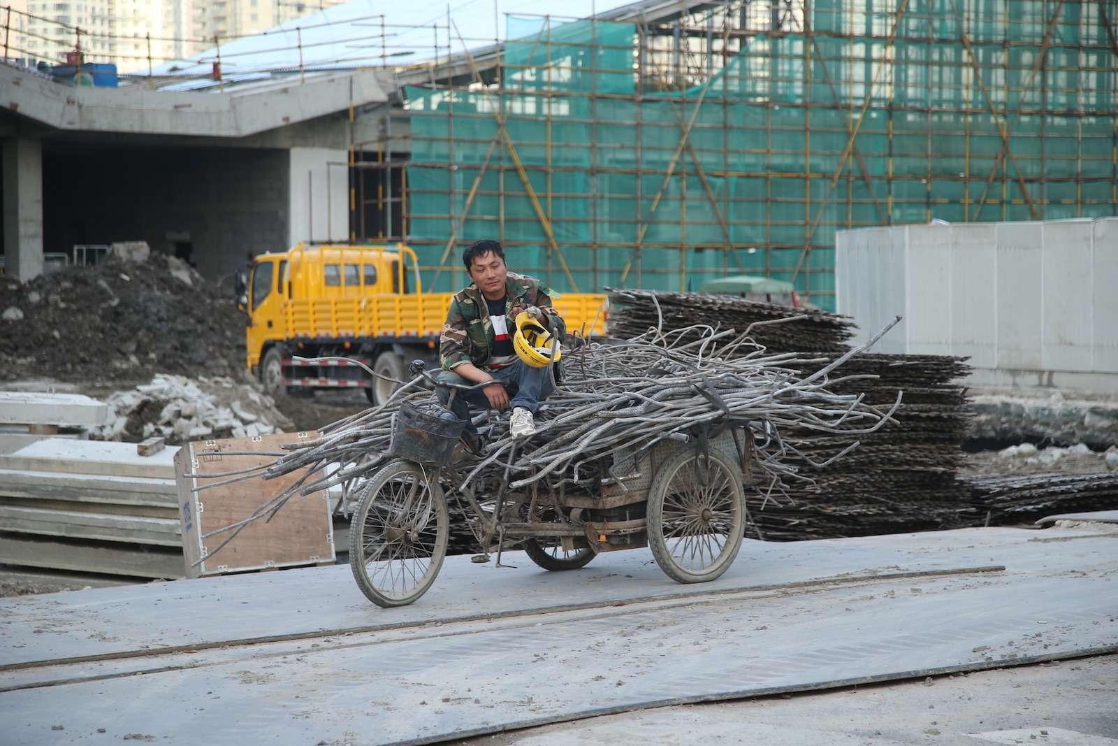 Каксобирают кроссоверы вКитае— фото 751586