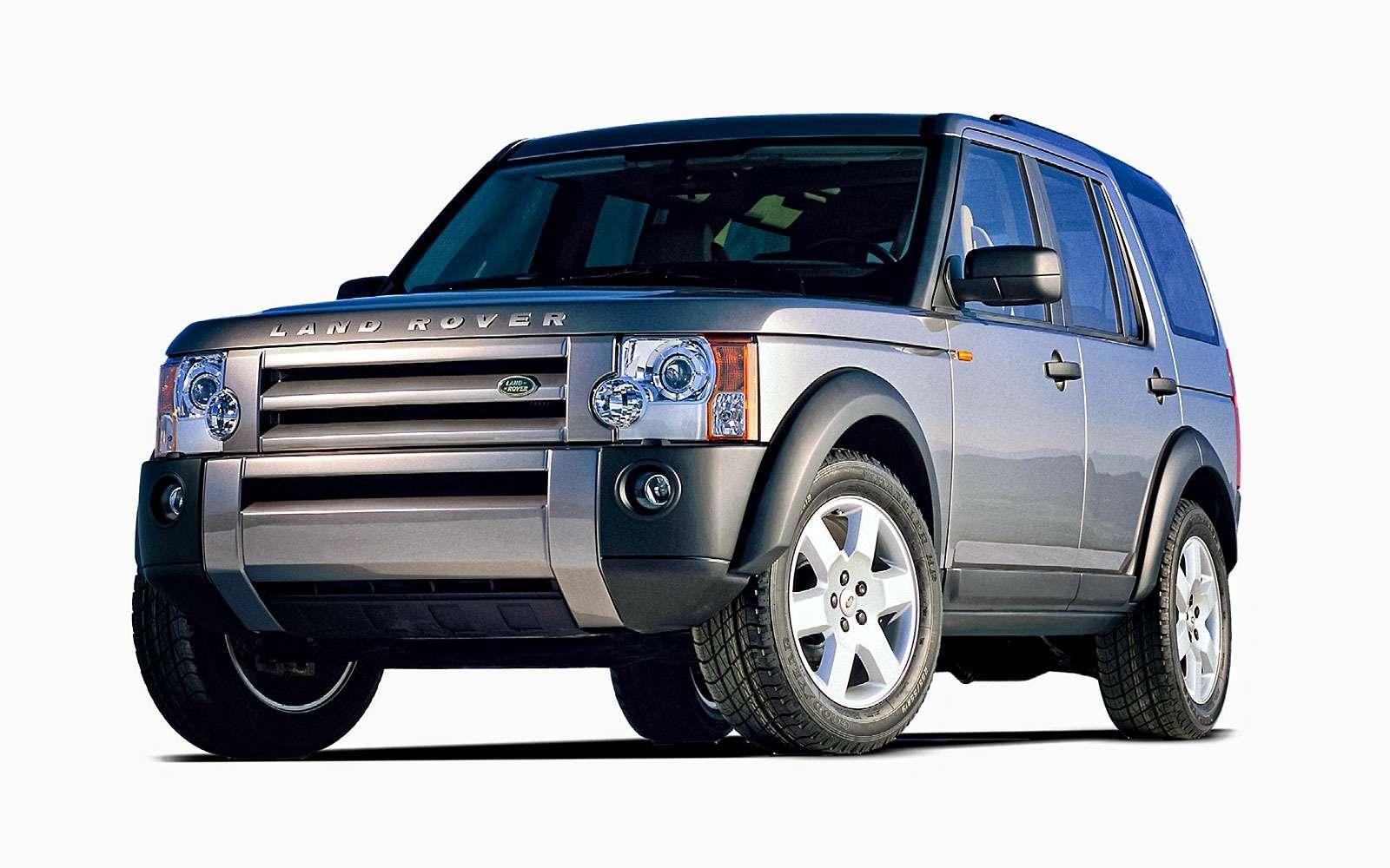 История Land Rover вкартинках: жить полной жизнью— фото 620646