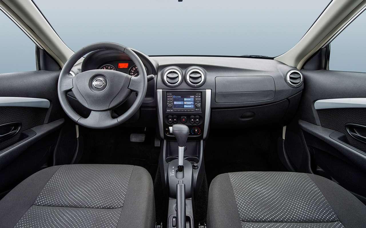 Nissan Almera— все его неисправности— фото 959109