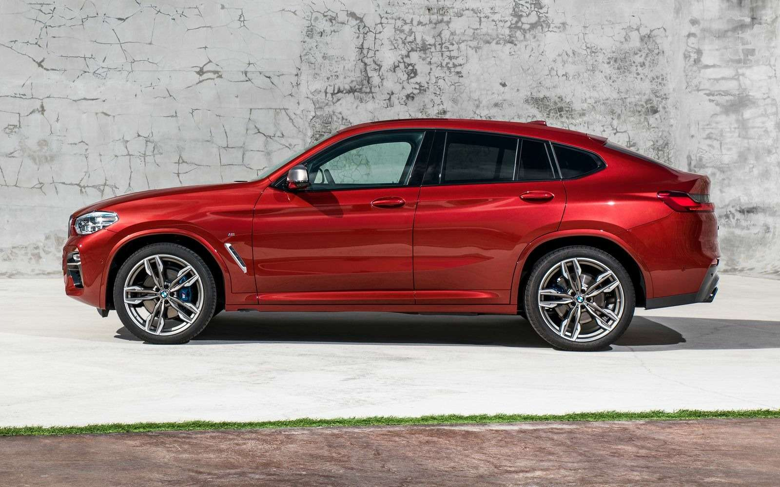 BMWобъявила цены нановый Х4в России— фото 853851