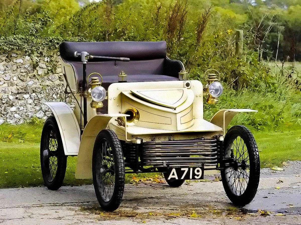 Те, кому за100: самые старые производители автомобилей— фото 589264