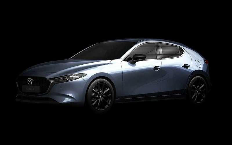 Полноприводная Mazda 3получила 231-сильный мотор
