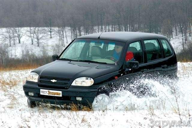 Модернизация Chevrolet Niva. Приятные мелочи— фото 62697