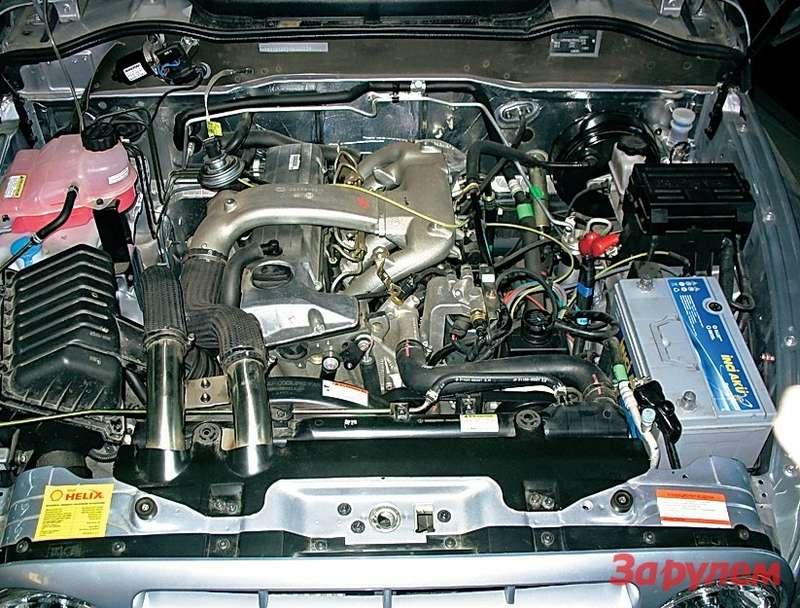 Машина стурбо-дизелем— пожалуй, самая востребованная нанашем рынке. Забот сним немного, несчитая низкого ресурса турбо-компрессора.