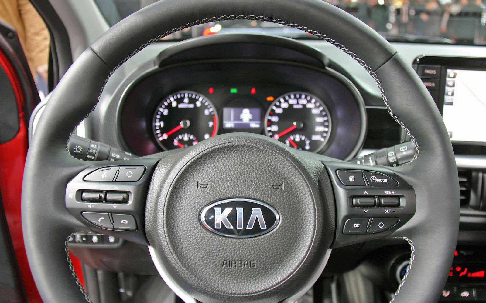 Новая Kia Picanto: вРоссии— летом— фото 717400