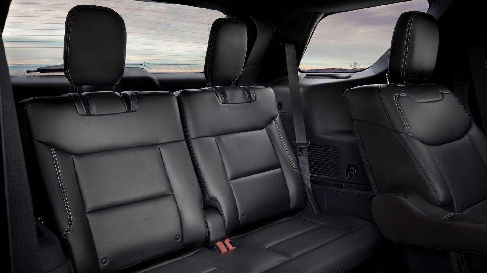 Новый Ford Explorer: разбираем его вдеталях— фото 939744