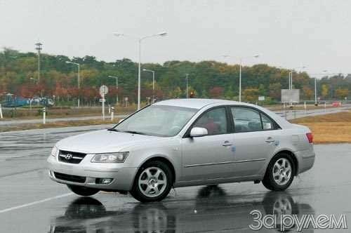 Авто начас: hyundai sonata 2,4. подмузыку вивальди— фото 52917