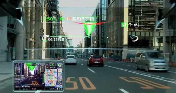 Зачем тянуться к закрепленному на лобовом стекле навигатору, если можно управлять им с помощью голоса навигатор
