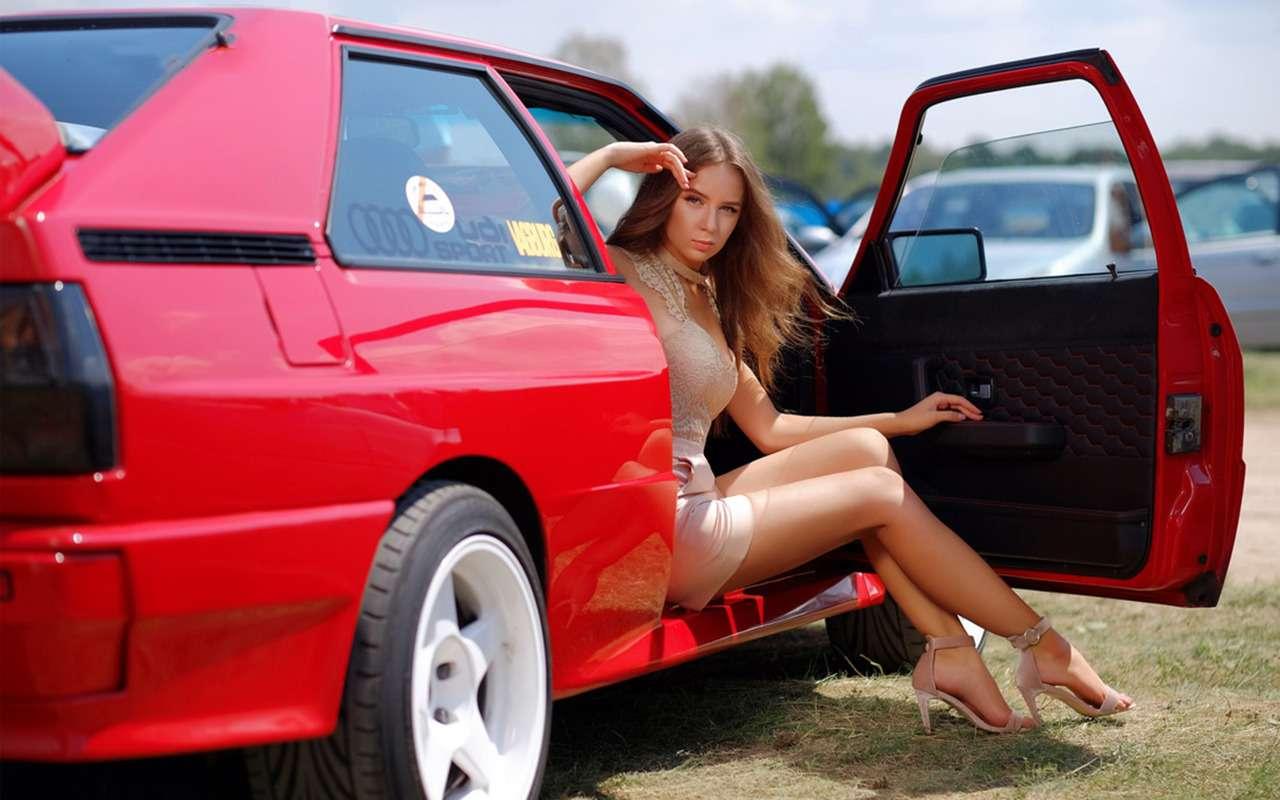 Автокалендарь-2019с девушками: теперь изБеларуси— фото 934423