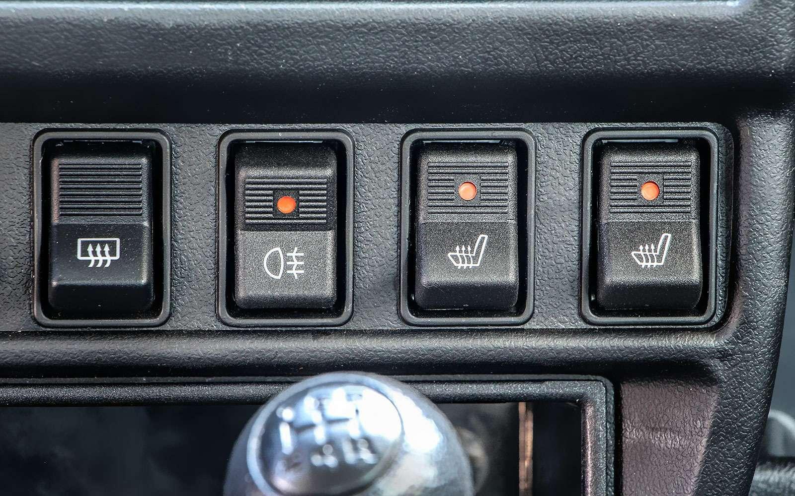 Lada 4x4: есть лижизнь после сорока?— фото 738064