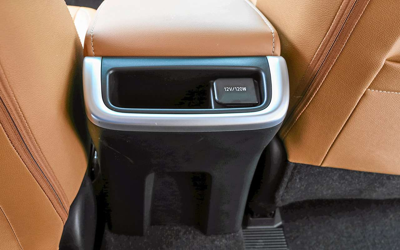 Toyota Fortuner, Mitsubishi Pajero Sport, Kia Mohave  — супертест — фото 855646