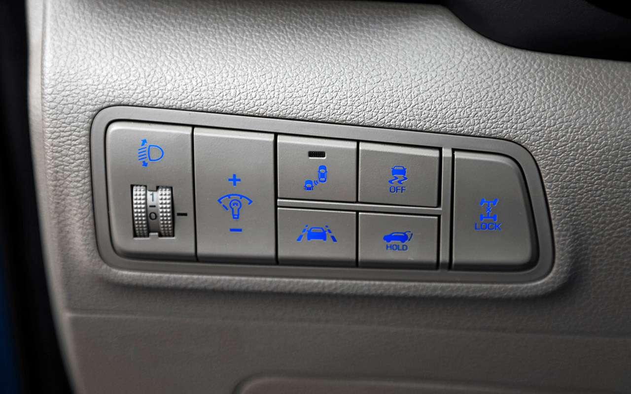 Новый Subaru Forester против конкурентов: большой тест кроссоверов— фото 935694
