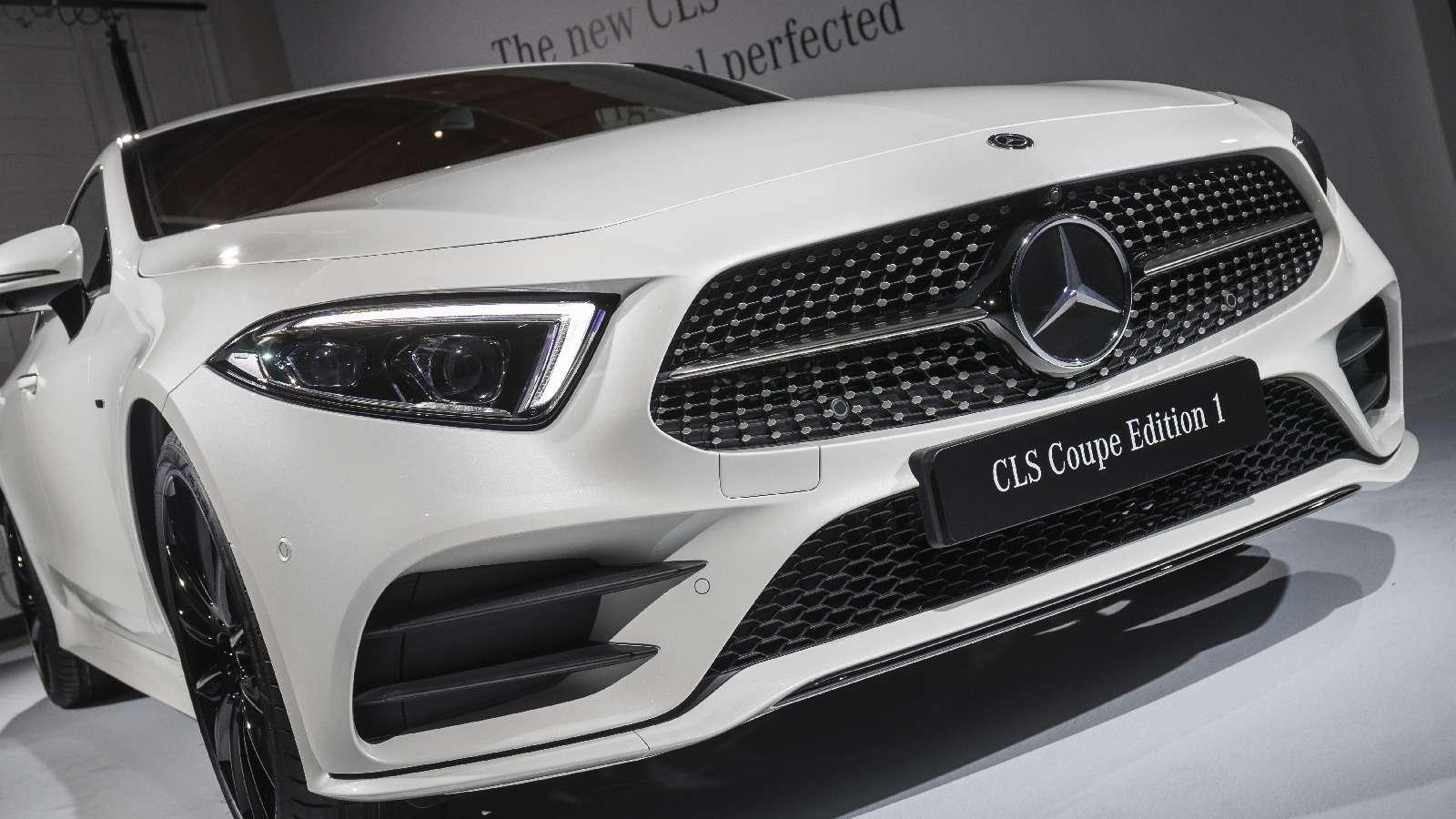 Новый Mercedes-Benz CLS: еще больше чувственности— фото 822048