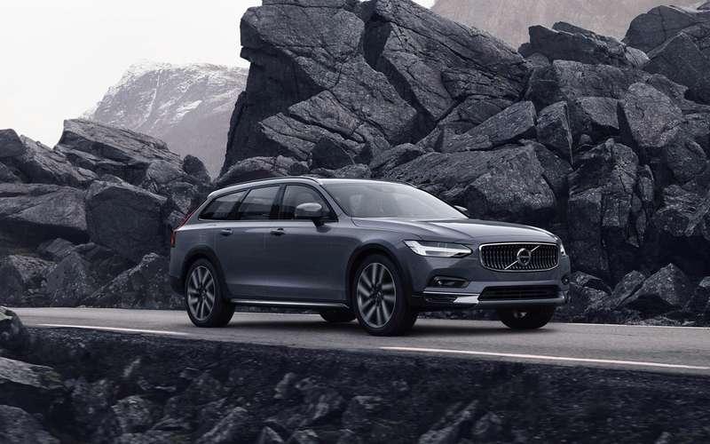 Обновленные Volvo S90и V90: скорость ограничили!