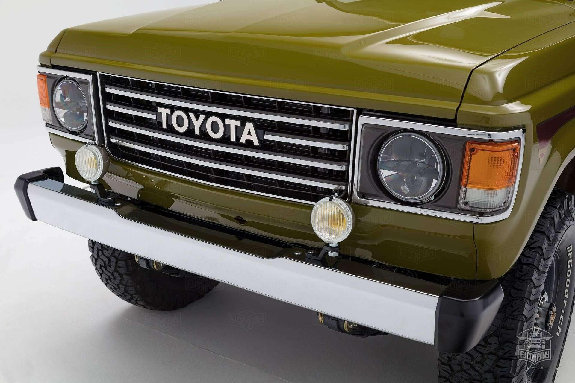 Абсолютно новый Toyota Land Cruiser 1986 года. Да, такое бывает!— фото 877223