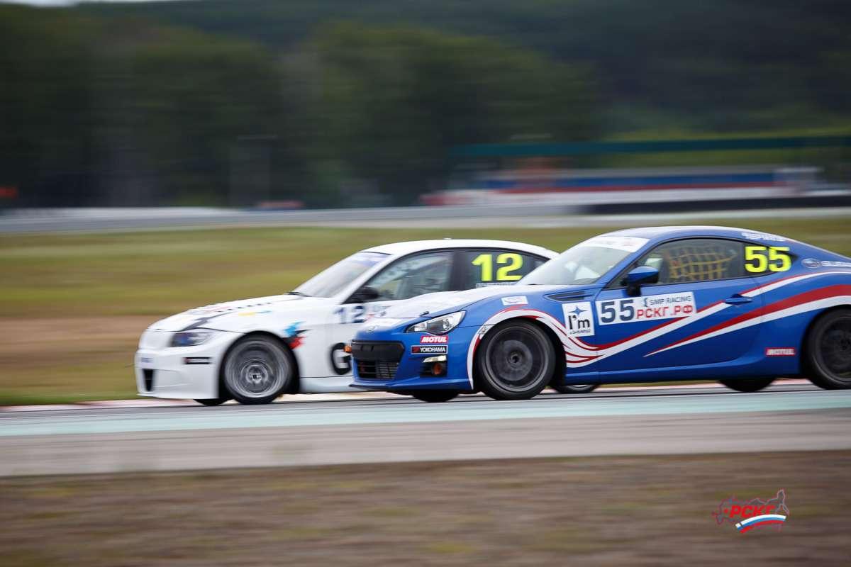 В Туринге BMW пока быстрее Subaru, нодляяпонского автомобиля это только начало пути вроссийском кольце