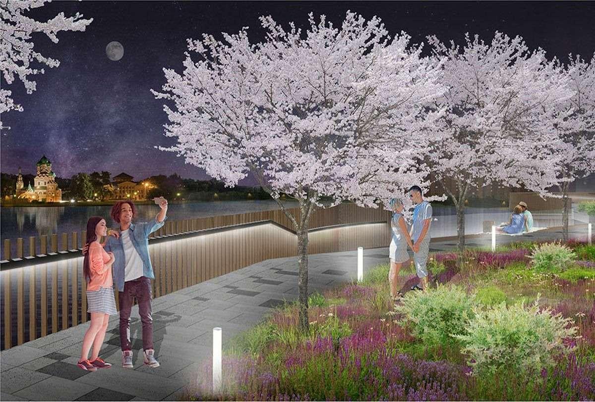 Висячие сады ибассейн: грандиозный проект реконструкции Московского монорельса— фото 886025
