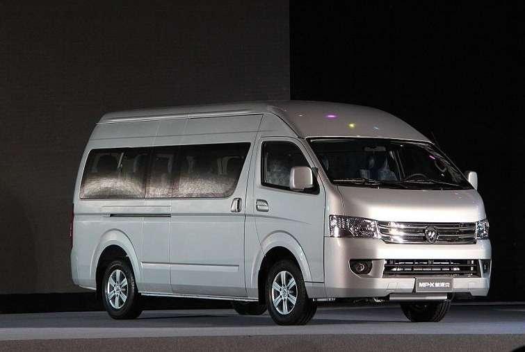 все про китайский микроавтобус фотон дорогая проданная