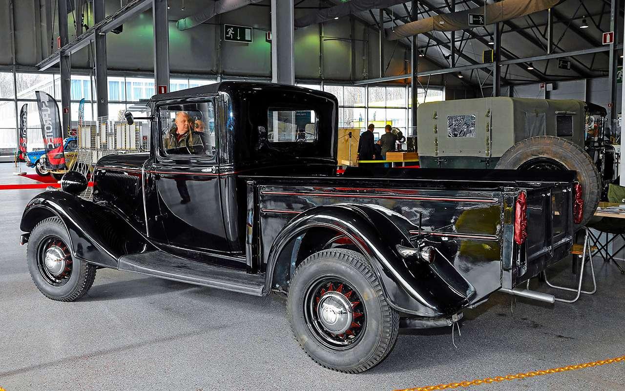 Неизвестные автомобили СССР: родстер, пикап, кабриолет...— фото 961799