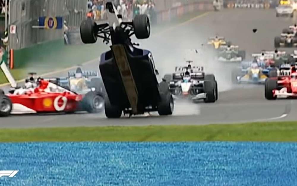«Очем ондумал?!»: необъяснимые эпизоды нагонках Формулы-1